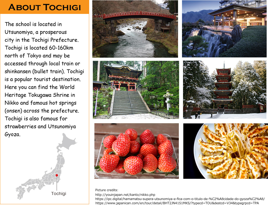 about tochigi